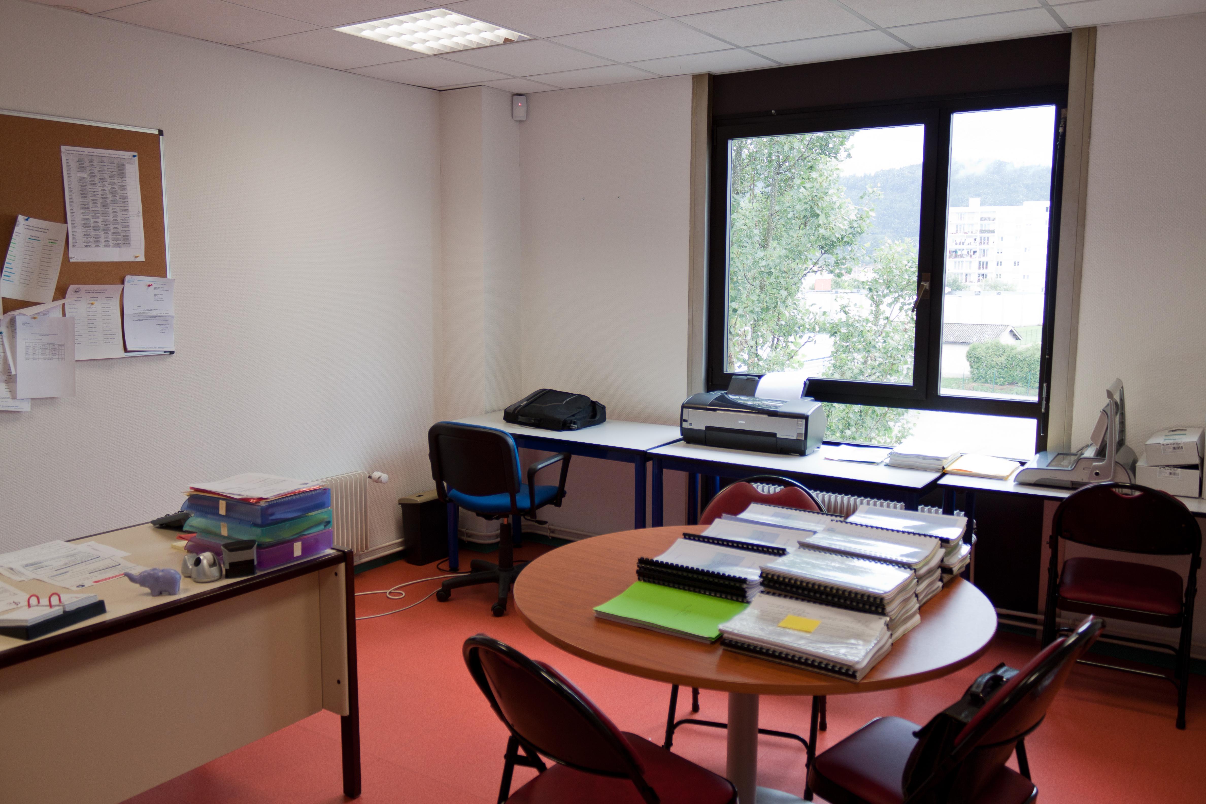 Bureau direction -salle de réunion