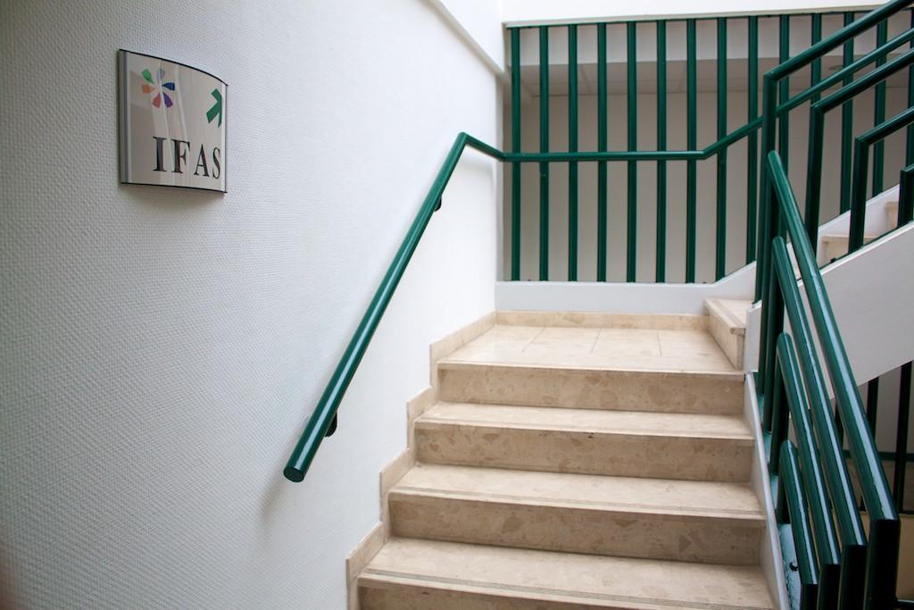 Centre de formation au 2ème étage - Copie