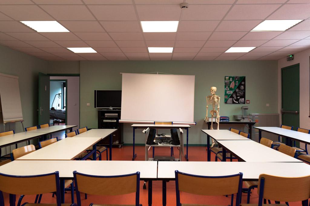 Salle de cours 1