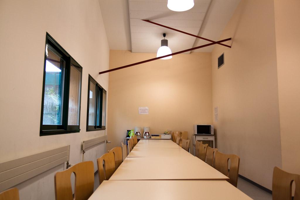 Salle de réfectoire